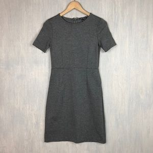 🌟 J. Crew mercantile short sleeve Ponte dress 2